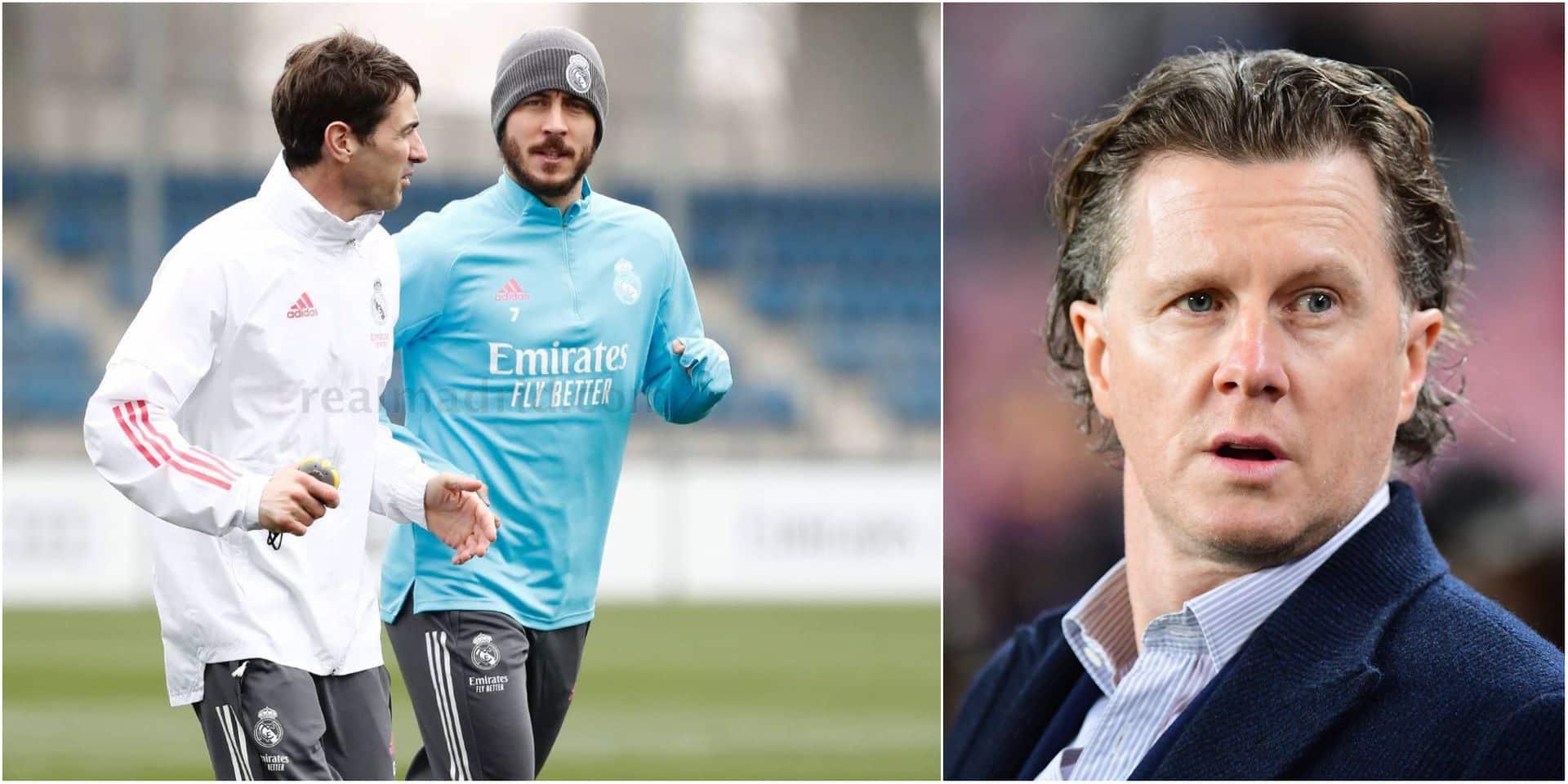 """Steve McManaman compatit avec Eden Hazard: """"C'est surtout une question de malchance"""""""