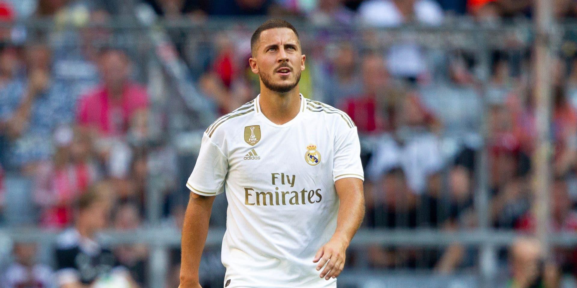 Annoncé incertain, Hazard est bien du voyage à Manchester City mais pourrait débuter sur le banc