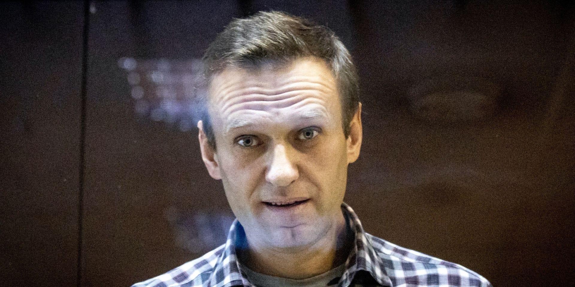 Le mouvement de Navalny assure poursuivre le combat malgré sa liquidation