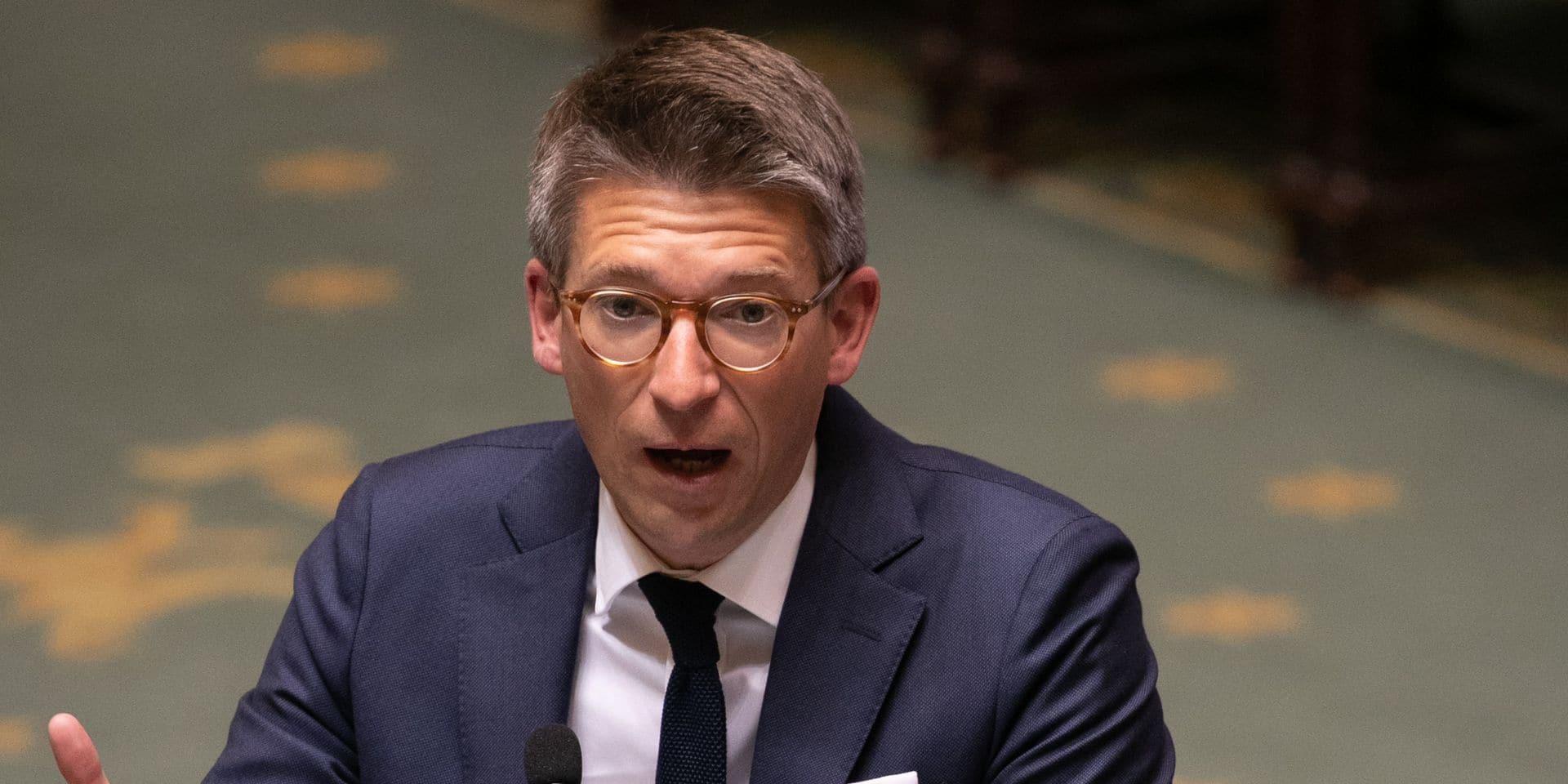 Cet accord représente une victoire importante pour le ministre de l'Economie Pierre-Yves Dermagne (PS).