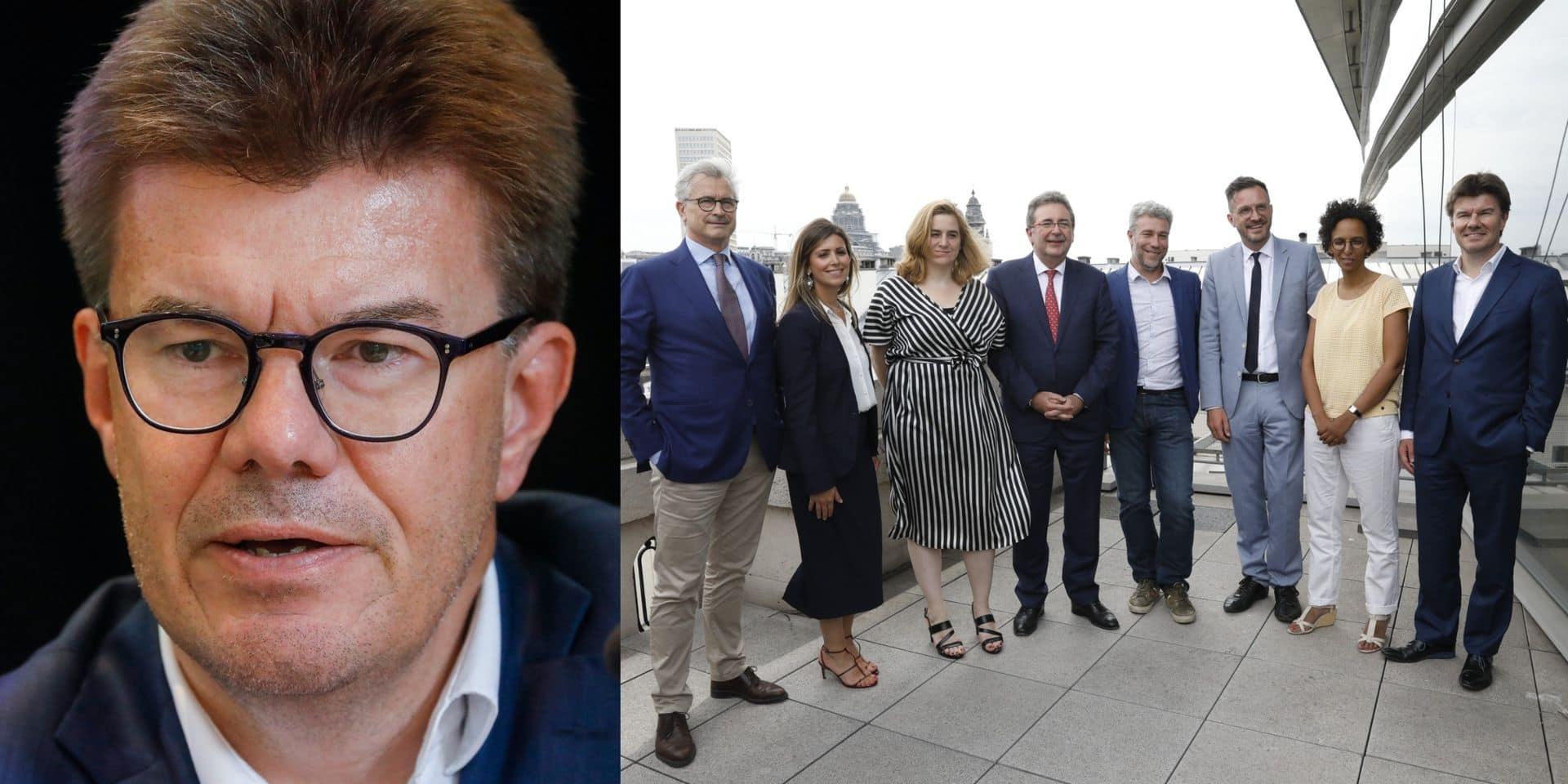 Le ministre Sven Gatz est positif au coronavirus: tout le gouvernement bruxellois placé en quarantaine