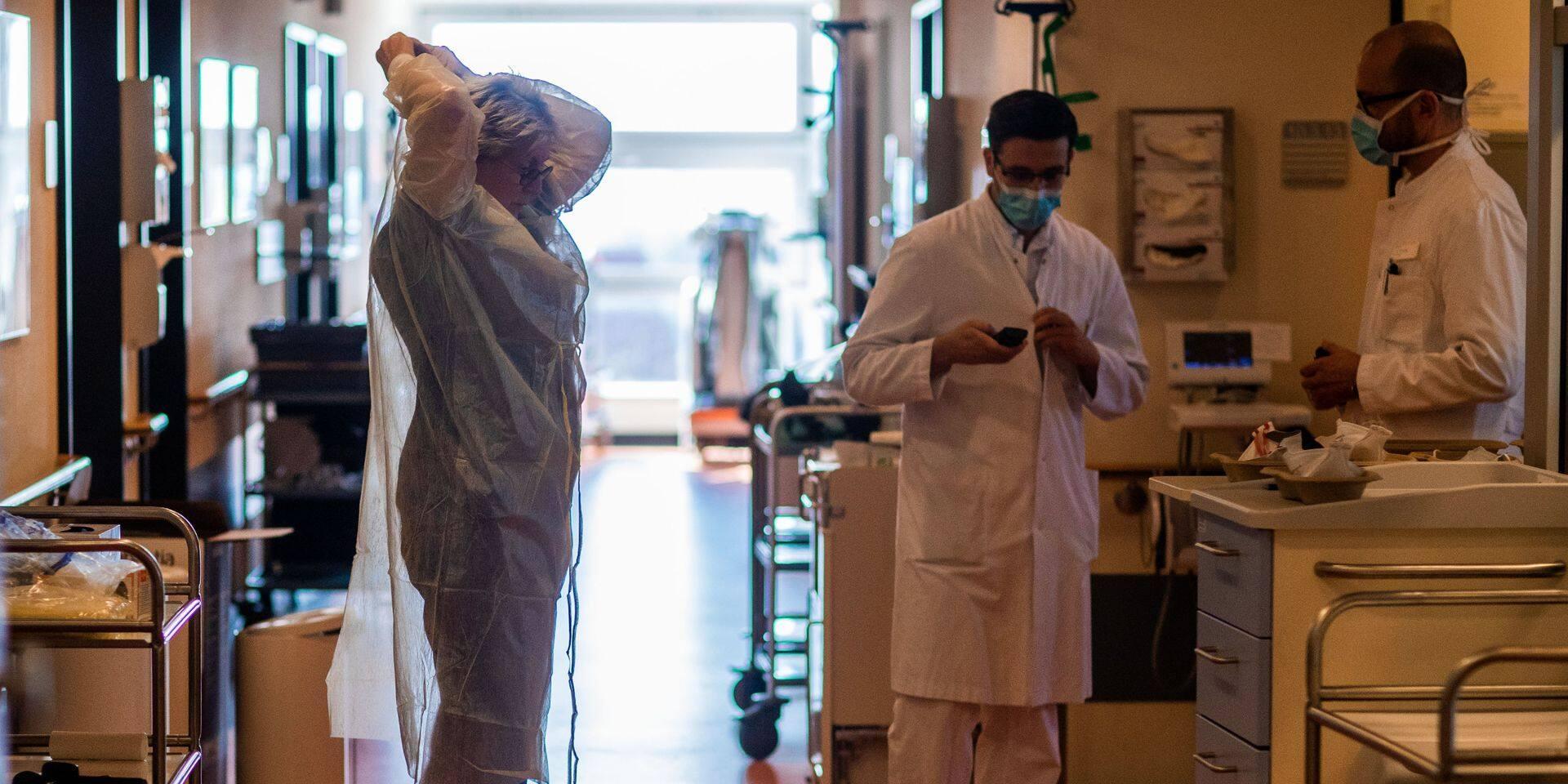 Coronavirus: des logements proposés gratuitement à destination du personnel soignant en France