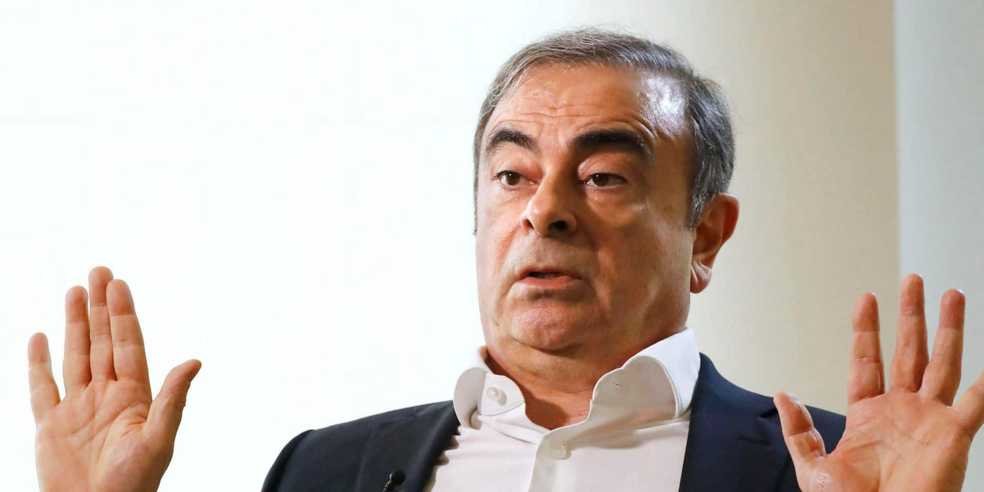 Fuite de Carlos Ghosn: deux complices présumés arrêtés aux Etats-Unis