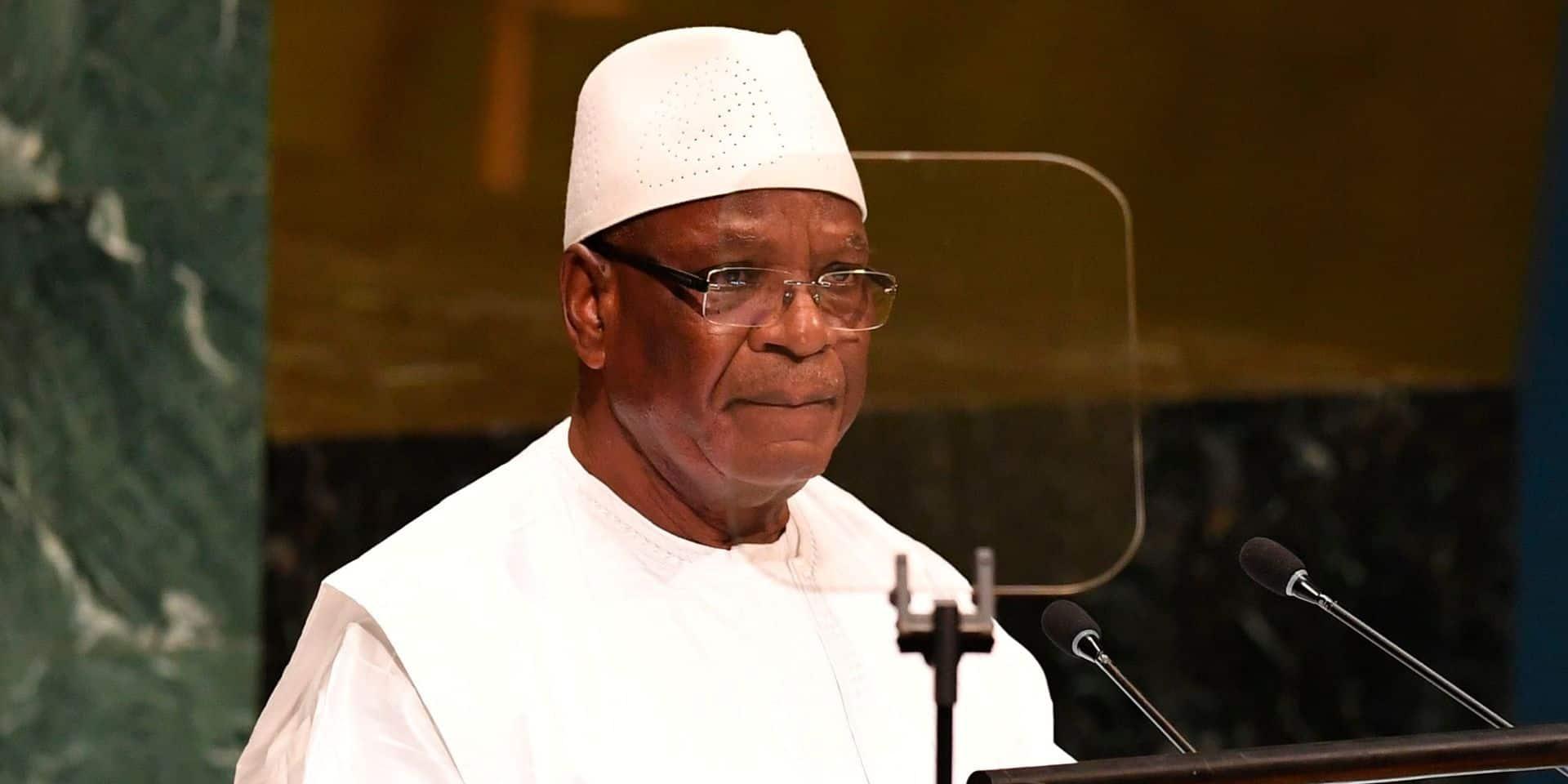 """Coup d'Etat au Mali: les pays d'Afrique de l'Ouest réclament """"le rétablissement"""" du président Keïta"""
