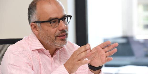 """Karim Ibourki (président du CSA): """"La forte hausse du nombre de plaintes est due notamment aux affaires Hanouna et Maréc..."""