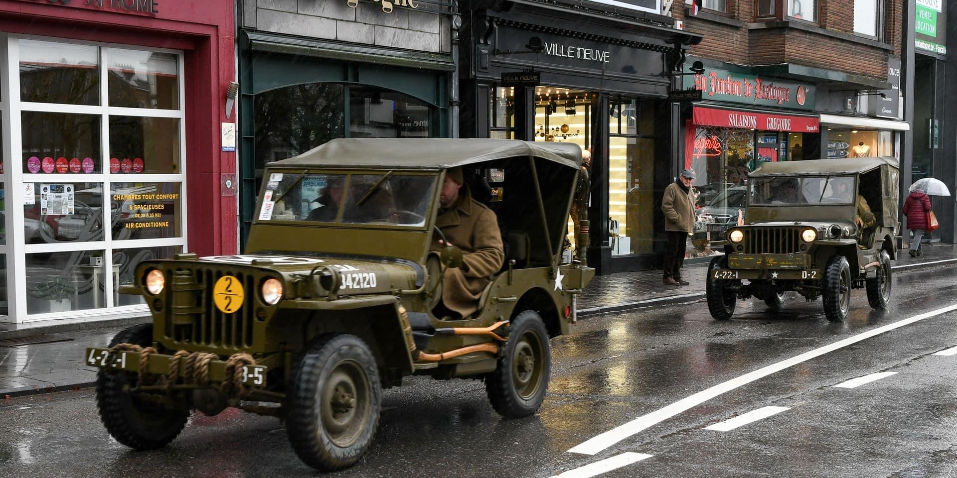 histoire Bastogne commémore les 75 ans de la bataille des Ardennes