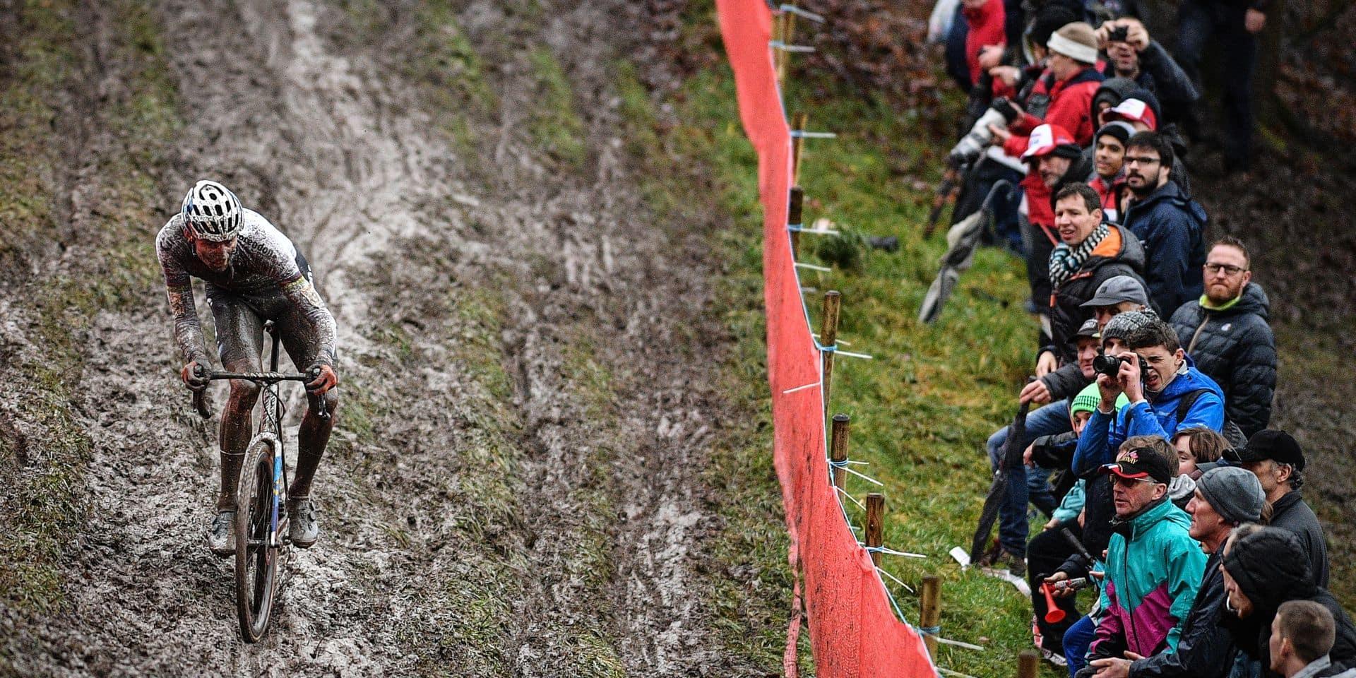 Namur, une place de choix... pour l'Euro 2022 de cyclo-cross?
