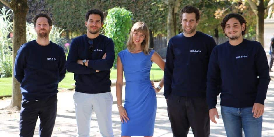 Enky, la start-up qui repense la consommation de mobilier