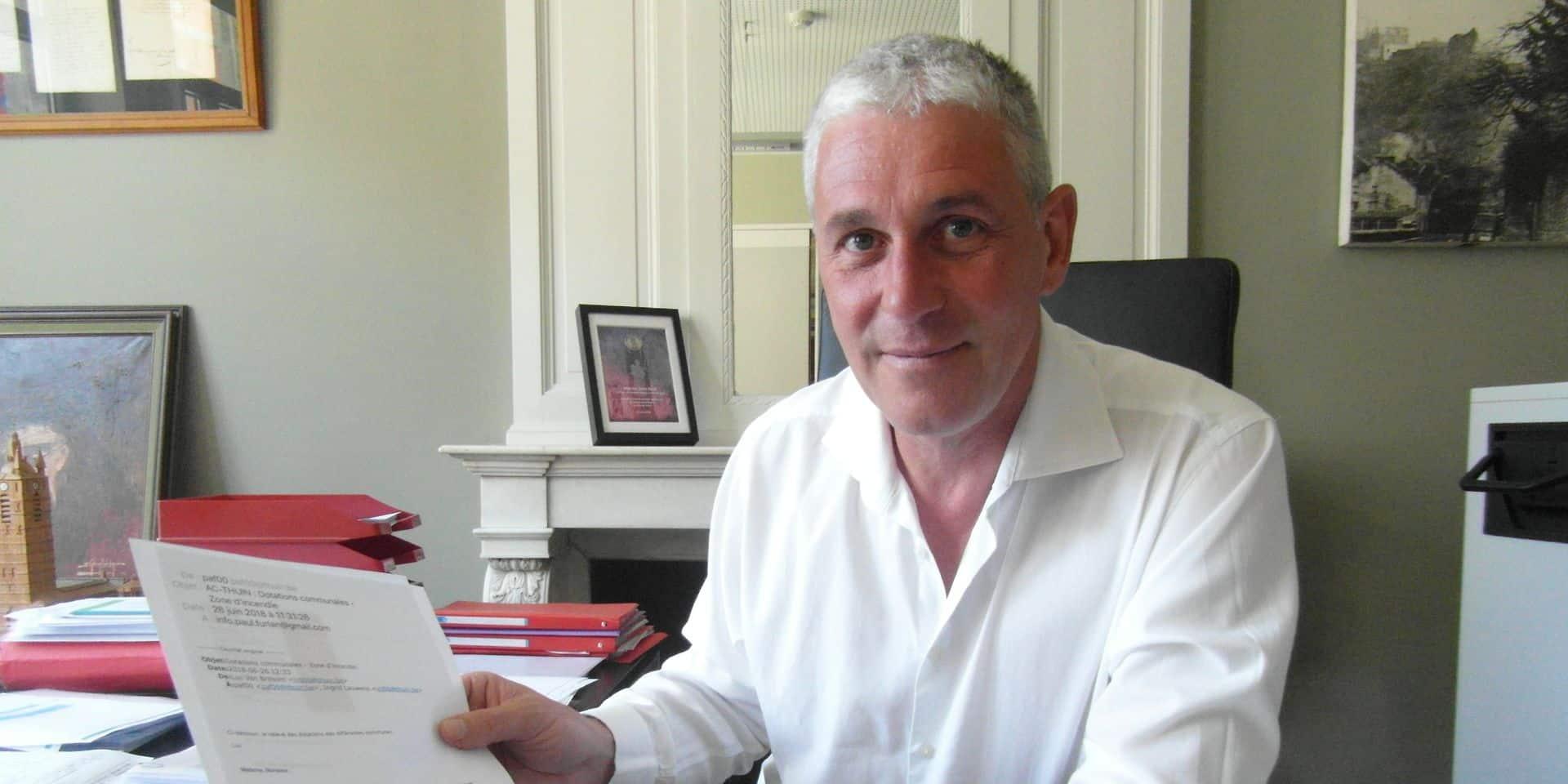 """Région: Furlan appelle les bourgmestres à relancer le collectif """"citrons pressés"""""""