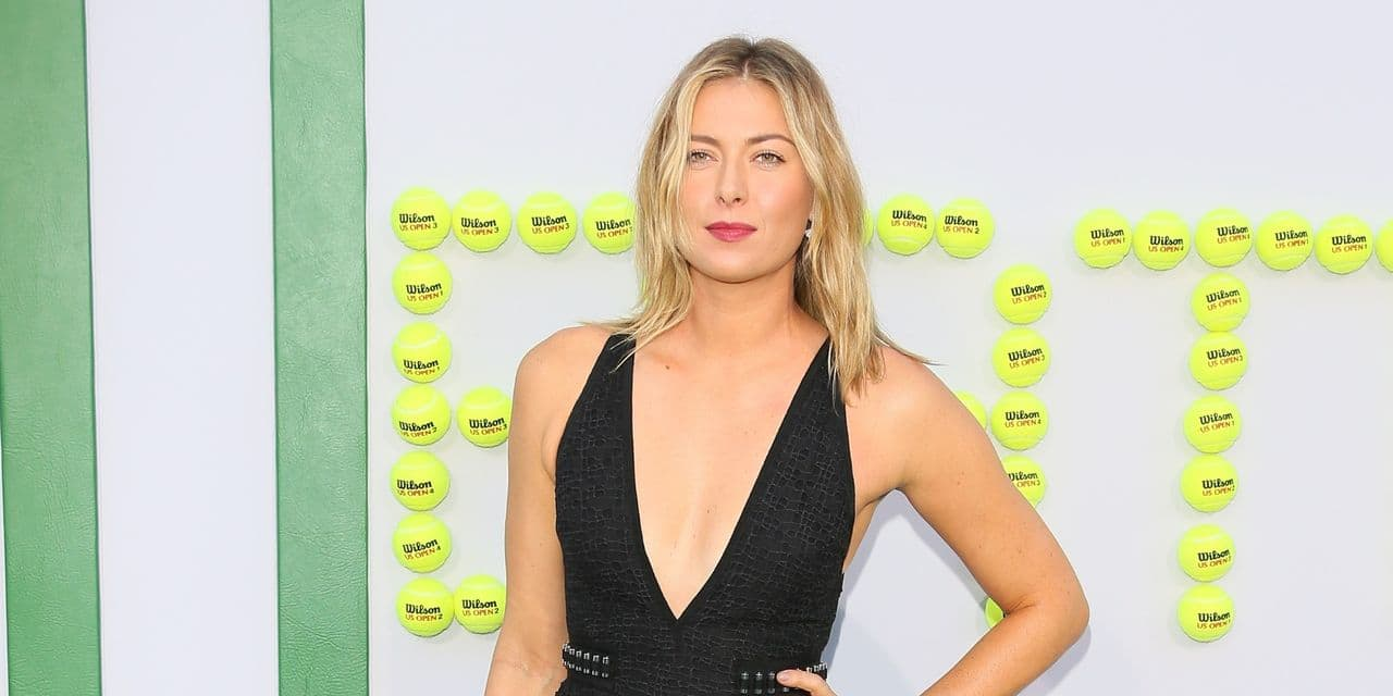 Maria Sharapova fiancée : son futur mari est un intime de William, Meghan et Harry