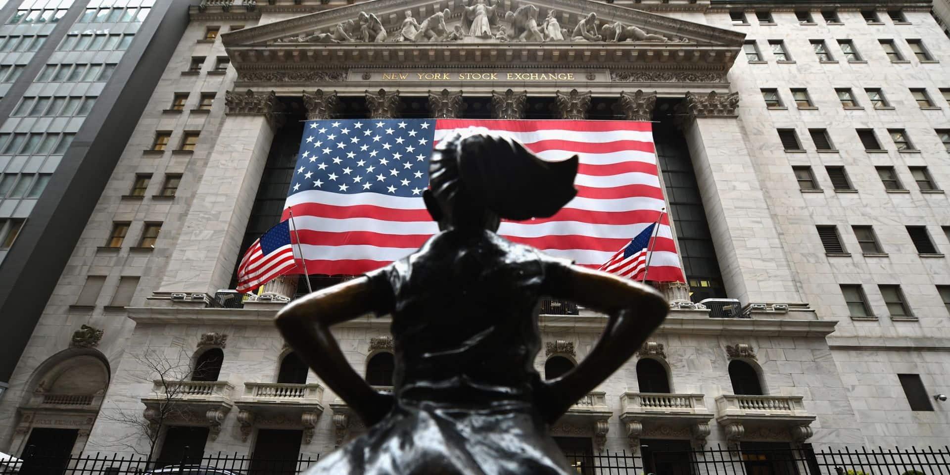 Wall Street démarre le trimestre sur une note angoissée