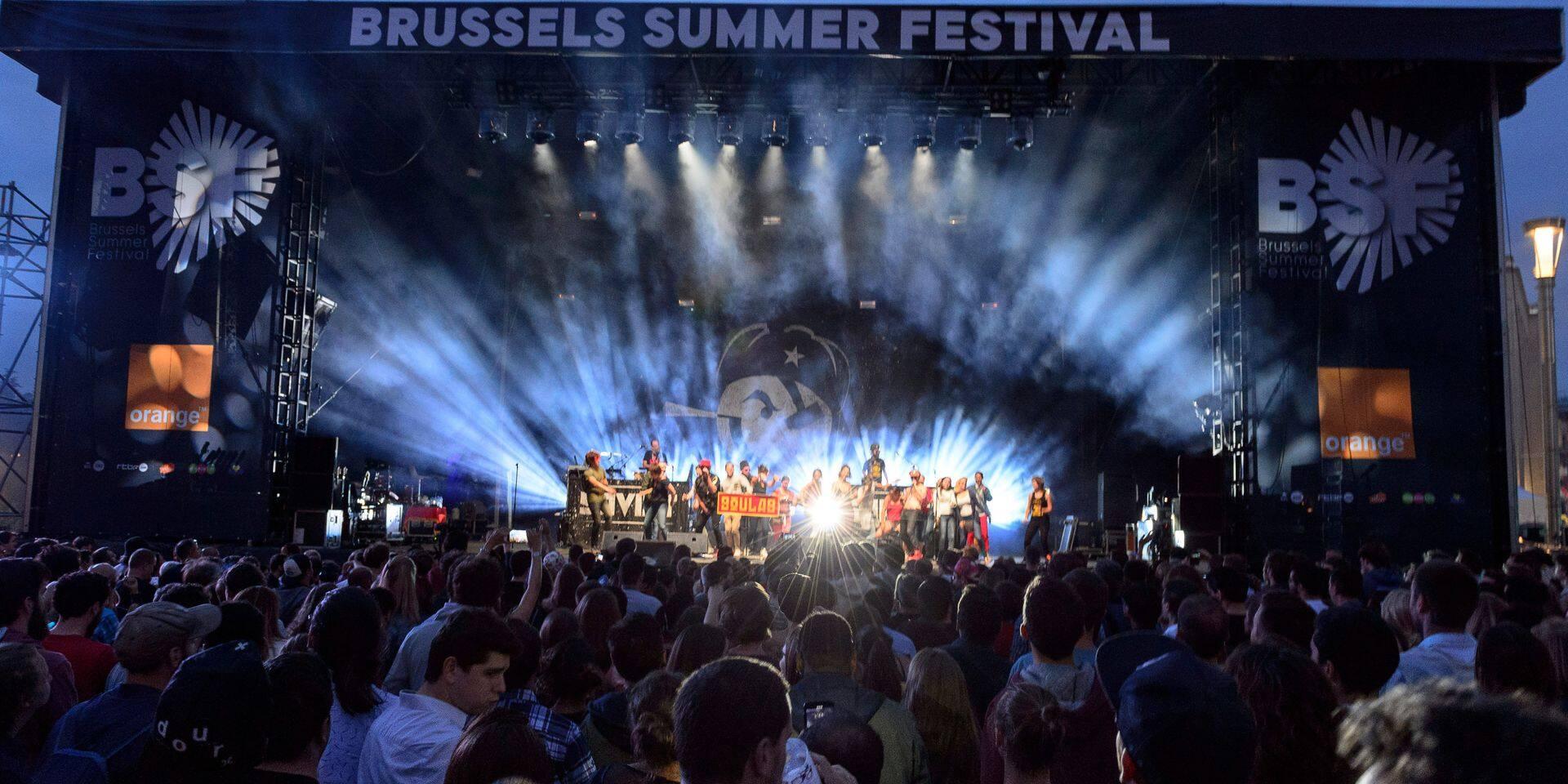 Alors, il donne quoi ce Brussels Summer Festival ?