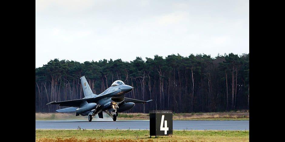 Une mise à jour pour les vieux F-16 !