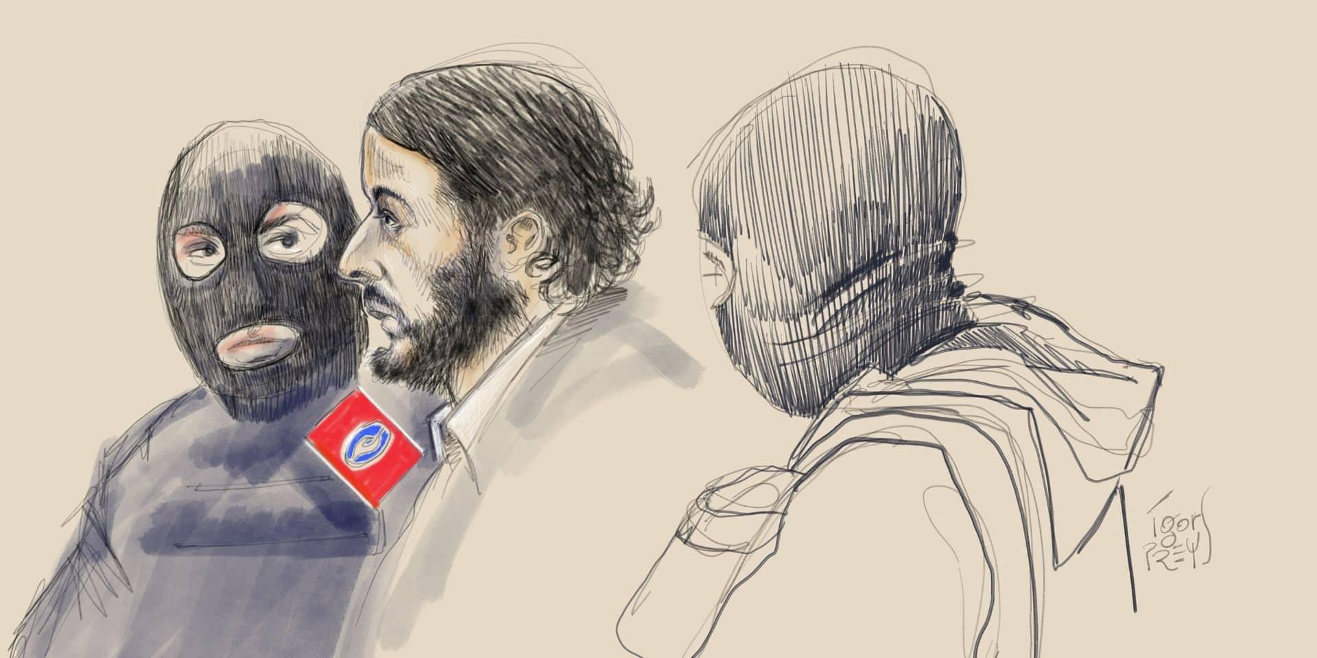 Attentats à Paris: vingt personnes renvoyées devant les assises françaises, dont Salah Abdeslam