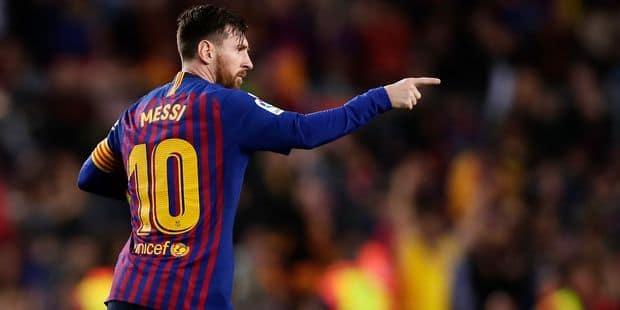 Le Barça, le club qui paie le mieux en moyenne - La Libre