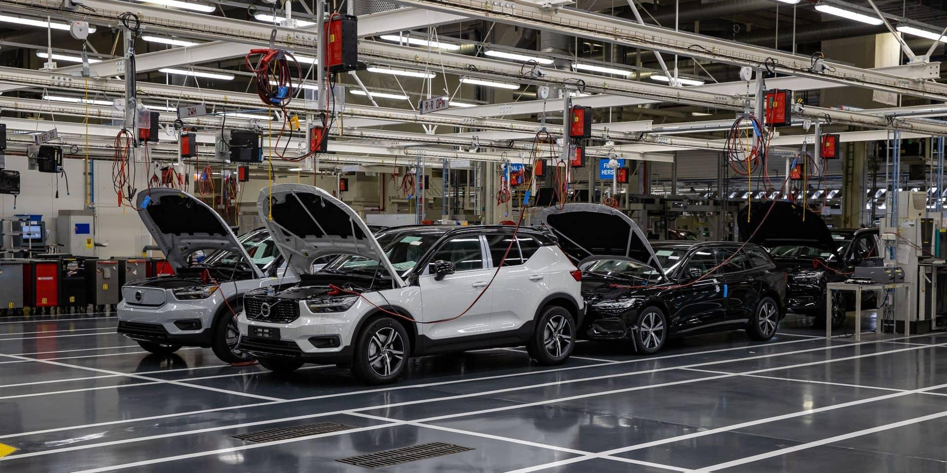 Pour des industries comme l'automobile ou l'aéronautique, l'accord commercial était d'une importance capitale.