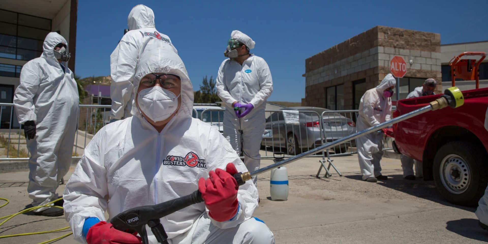 Coronavirus: la pandémie menace de repartir en Europe alors que l'Inde dépasse les 500.000 cas
