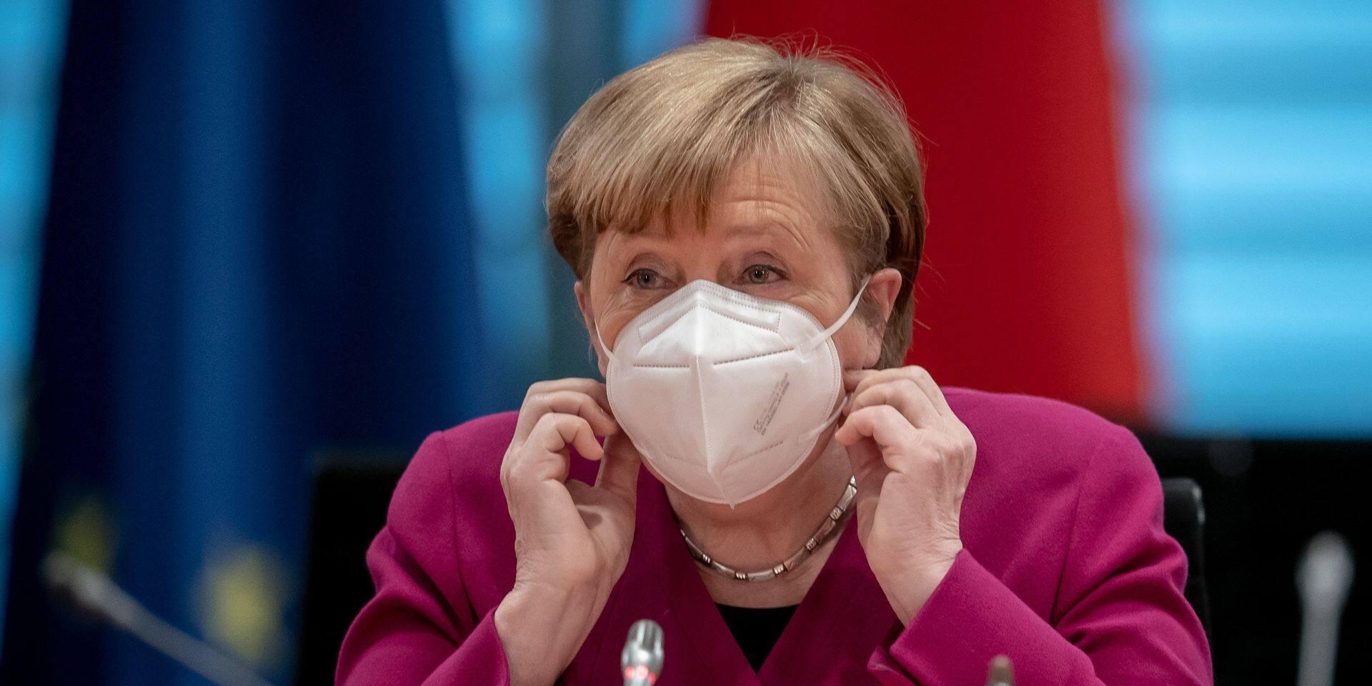 L'Allemagne va autoriser le vaccin AstraZeneca pour les plus de 65 ans