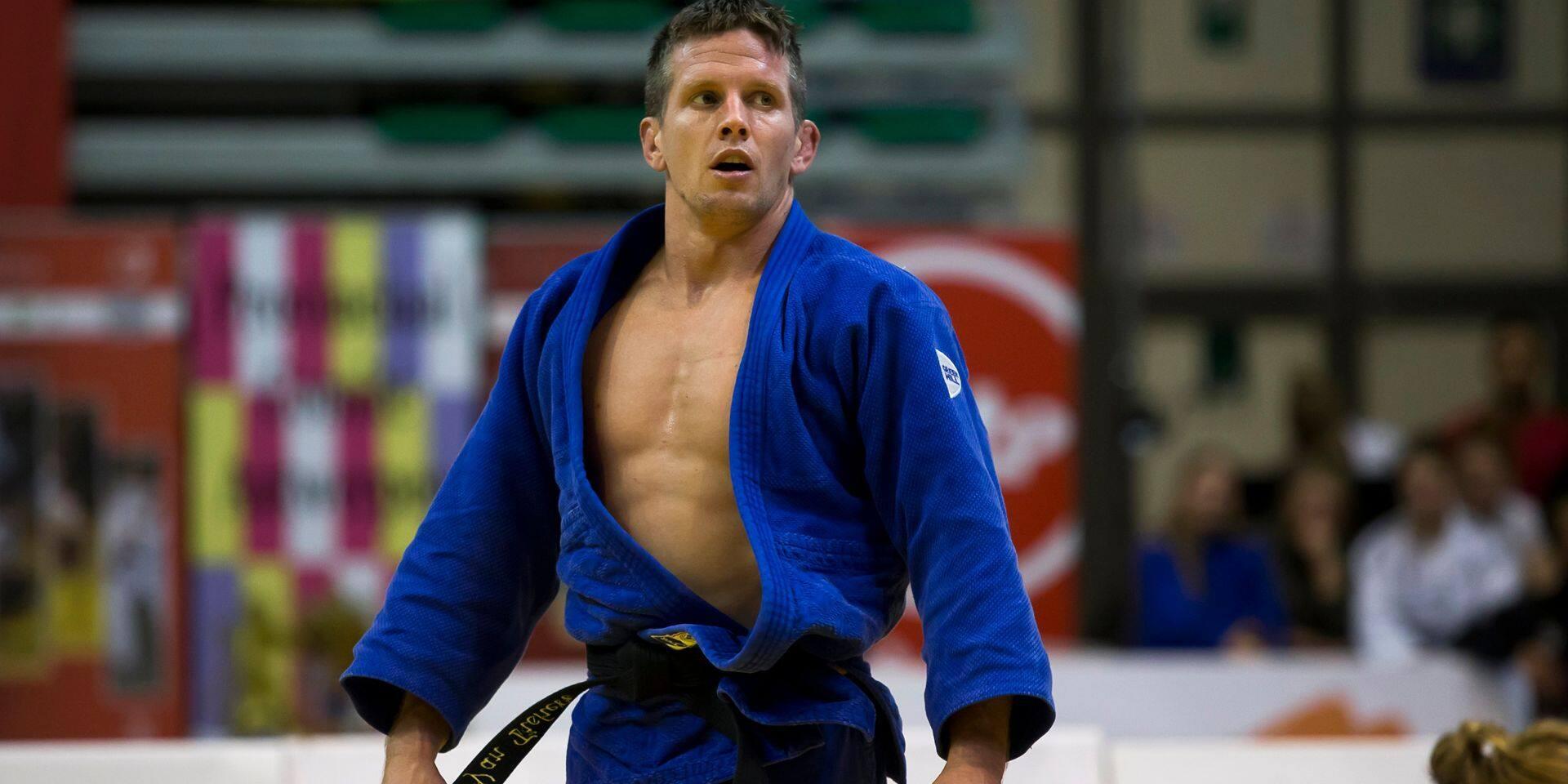 Judo : Van Tichelt en finale pour le bronze à Abou Dhabi !