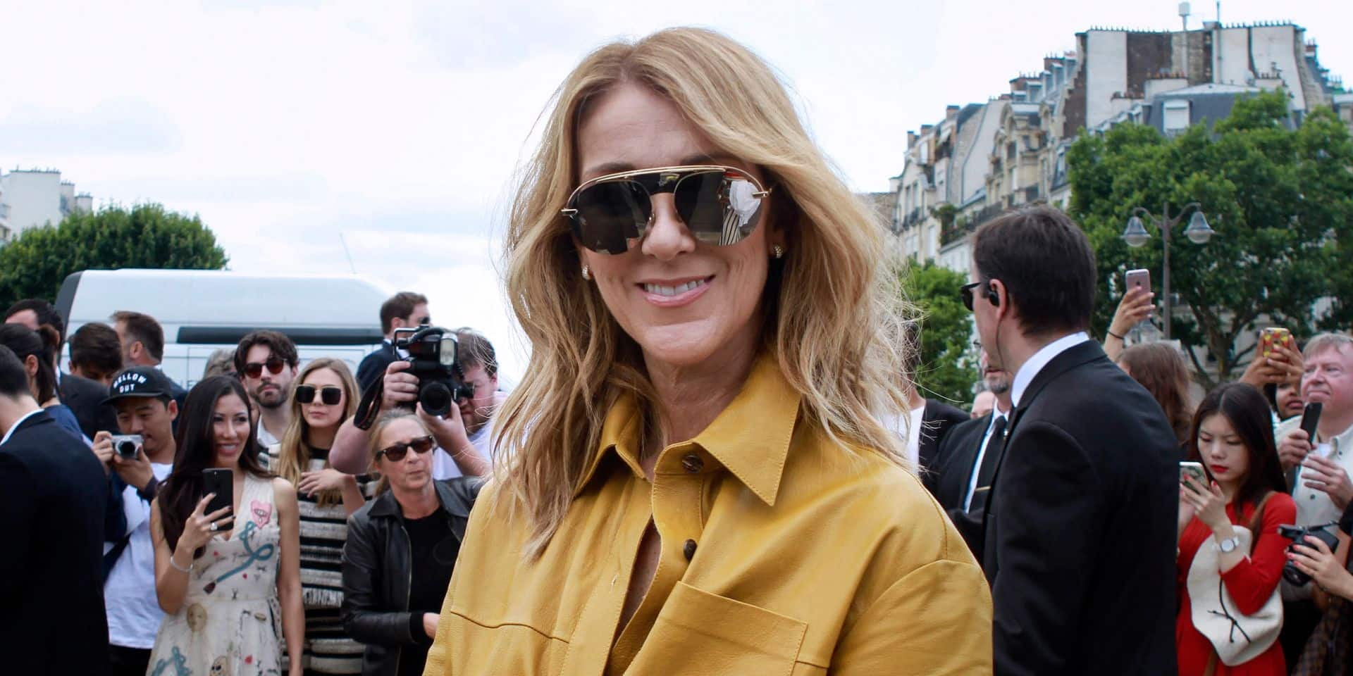 Céline Dion fête les 10 ans de ses jumeaux avec des clichés inédits
