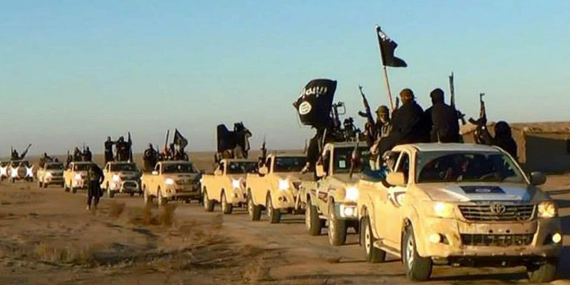 Syrie: l'EI tue 41 combattants d'une coalition soutenue par les Etats-Unis