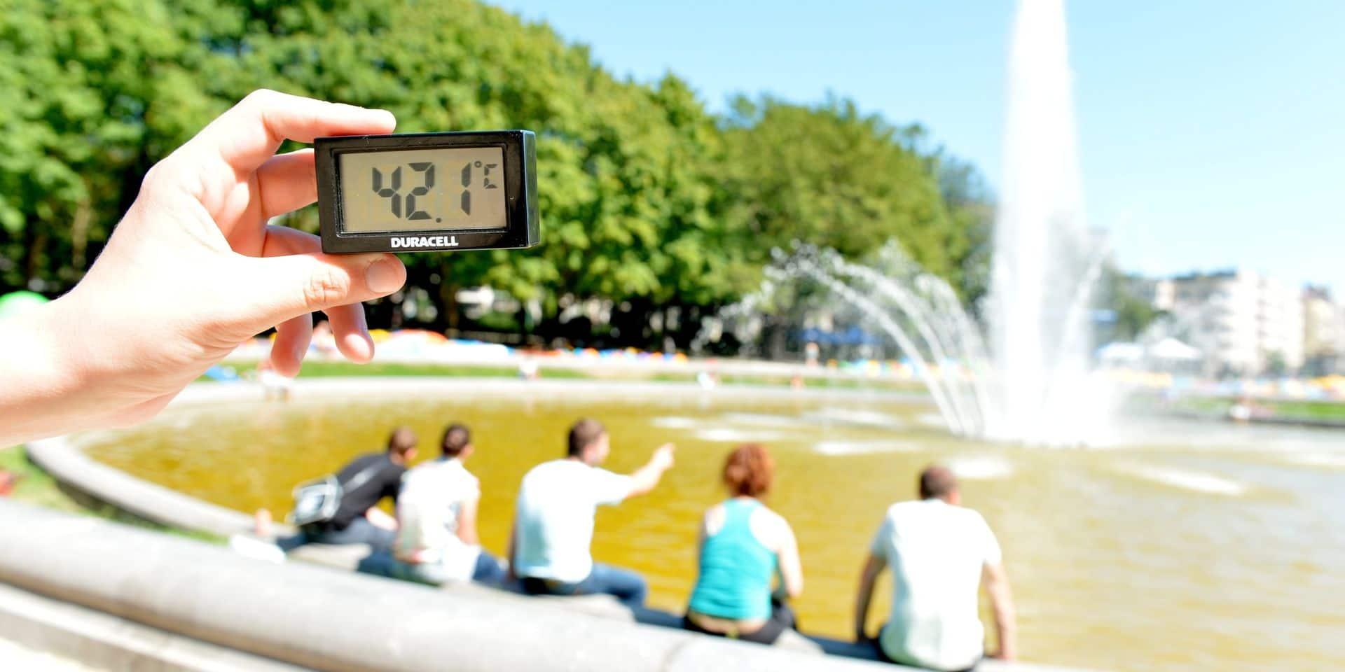 2019, année la plus chaude enregistrée en Europe
