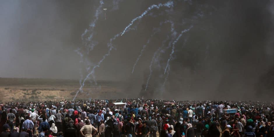 Les Etats-Unis isolés au Conseil de sécurité de l'ONU — Violences israéliennes