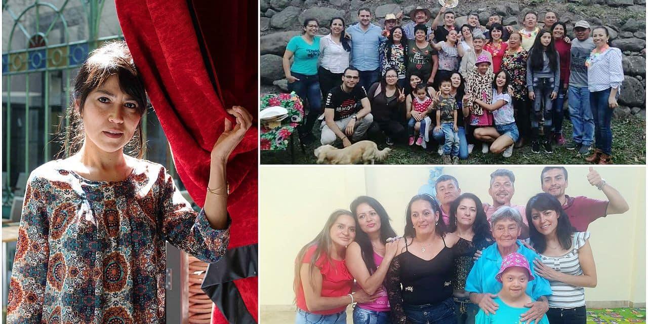 Maria a retrouvé sa famille grâce à Facebook