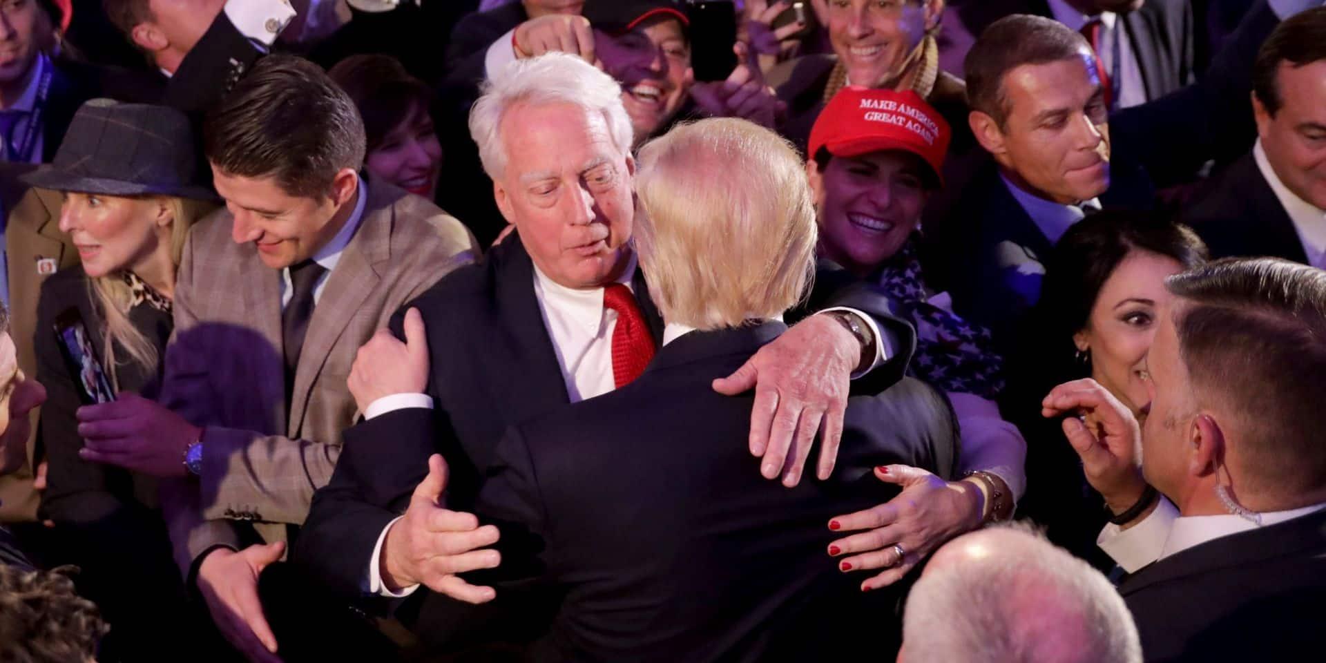 Robert Trump, frère cadet de Donald Trump, est décédé