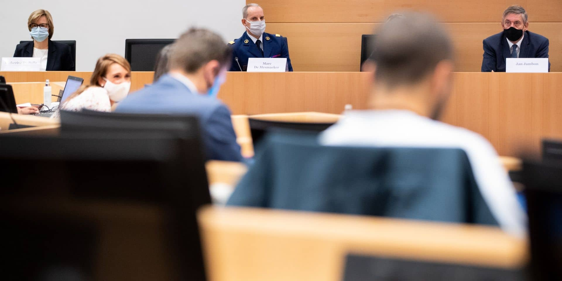 """L'avocate de la veuve de Jozef Chovanec souhaite délocaliser l'enquête: """"Hallucinant, bizarre, la folie du jour"""""""