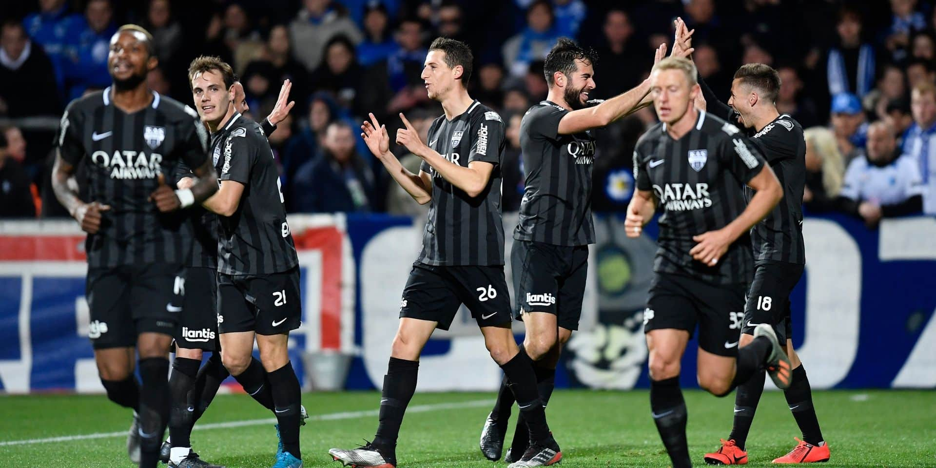 Pro League: l'AS Eupen s'offre le scalp du Racing Genk au Kehrweg