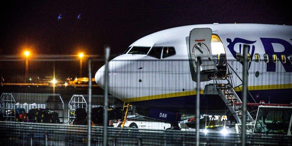 30 vols annulés à cause d'une grève des pilotes irlandais — Ryanair
