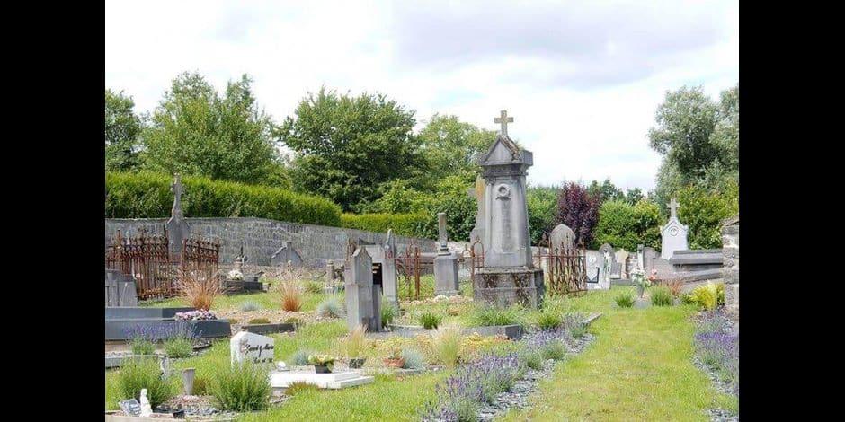 Quévy va rendre ses cimetières plus verts