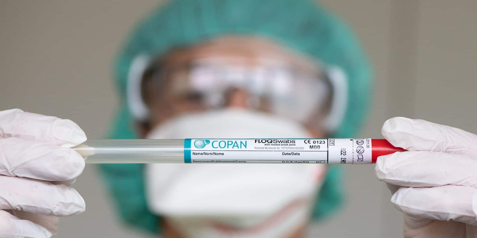 """L'Europe est le """"nouvel épicentre"""" de la pandémie de coronavirus"""