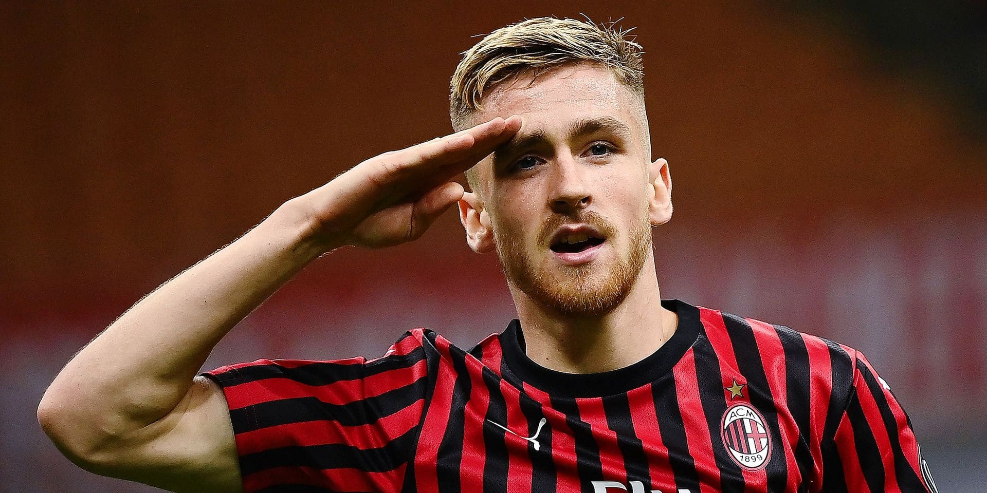 Nouveau succès de l'AC Milan avec Saelemaekers, la Lazio et Lukaku s'imposent