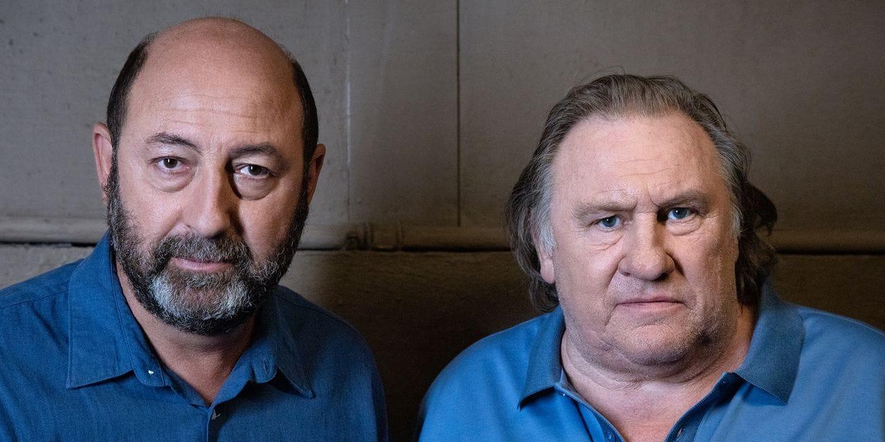 """""""Un homme d'honneur"""": Kad Merad de retour dans une série... avec Gérard Depardieu!"""