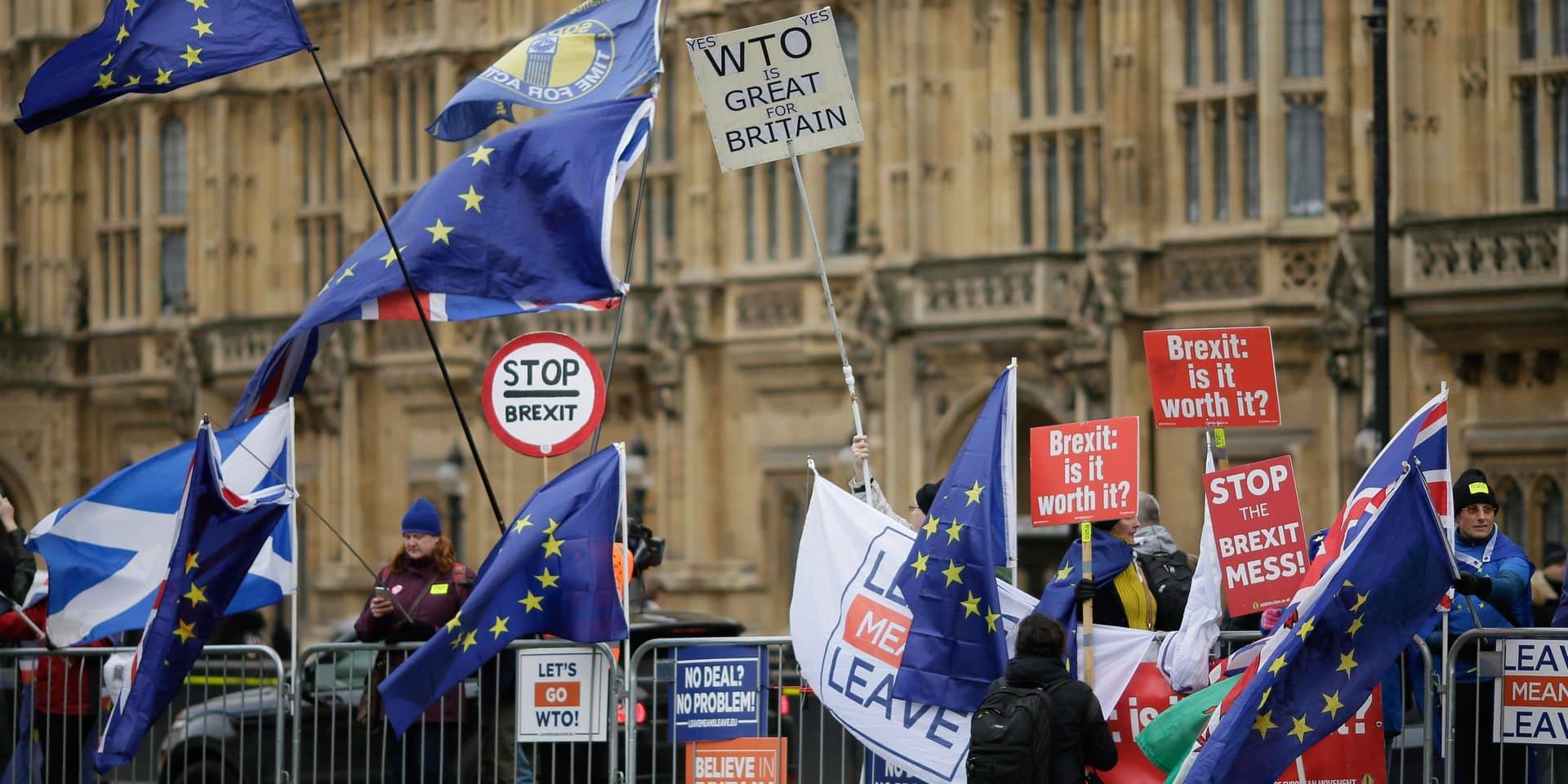 Comment réagiront les Vingt-sept aux différents scénarios britanniques, après le rejet de l'accord de Brexit ?