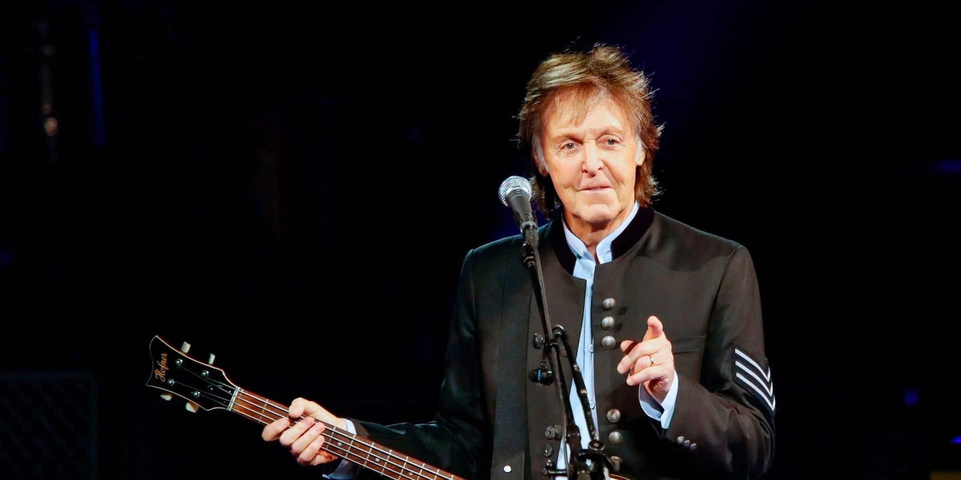 Paul McCartney, tête d'affiche de TW Classic