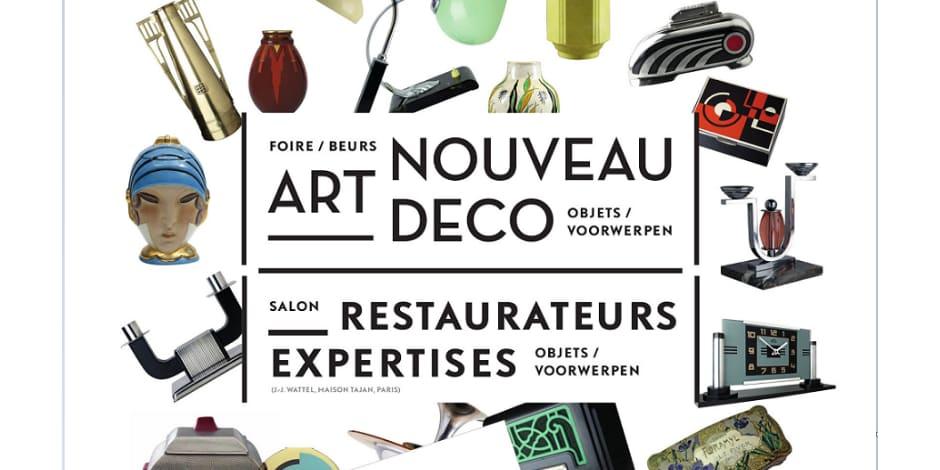 Concours : gagnez vos entrées pour la Foire Art Nouveau Art Deco