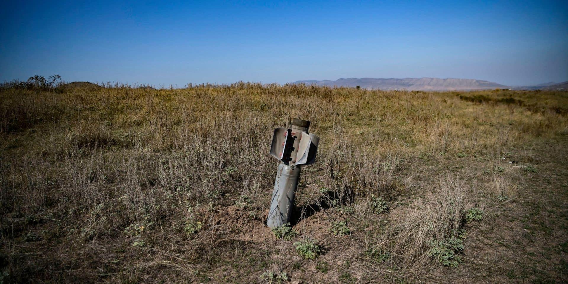 Nagorny Karabakh: L'Azerbaïdjan annonce avoir frappé des sites de lancement de missiles en Arménie
