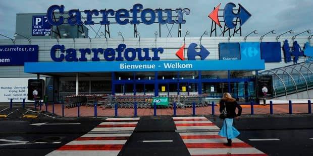 Grogne sociale chez Carrefour: voici les hypermarchés touchés ce samedi - La Libre