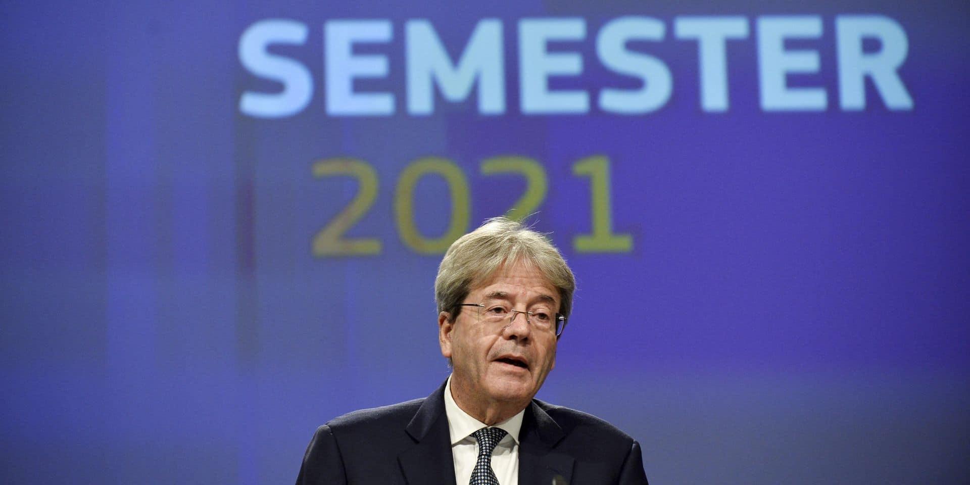 Budget belge : un demi-satisfecit européen