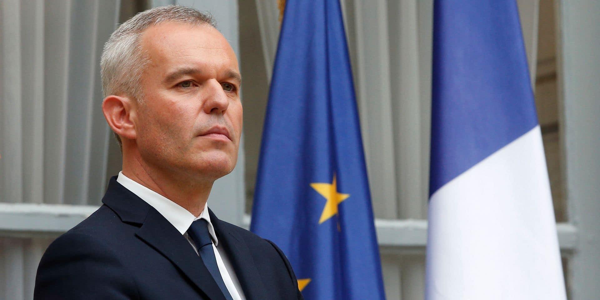 Après l'enquête interne, François de Rugy n'est pas absous de tout reproche