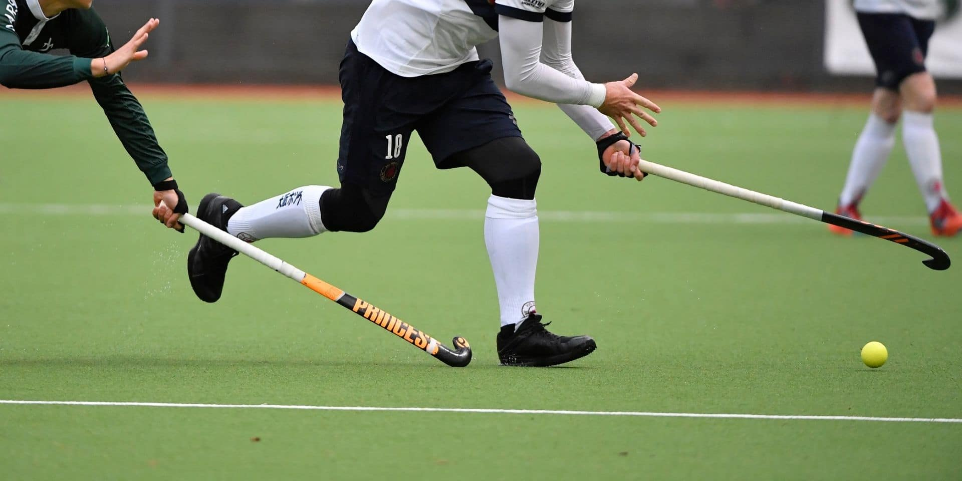 Hockey D1 : l'Old Club réussit sa mission à Nivelles