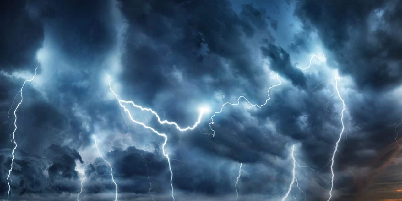 L'IRM lance une alerte orange aux orages sur tout le pays dès 15h ce vendredi