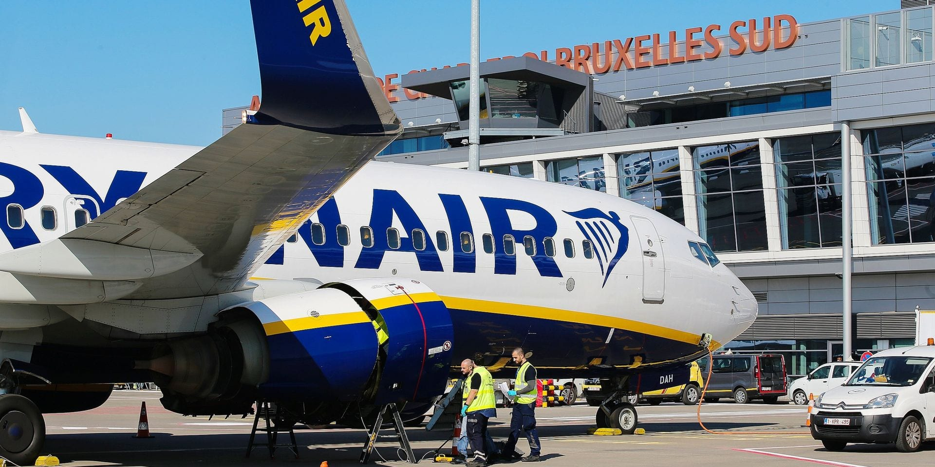 """S'il le faut, on saisira un avion de Ryanair"""