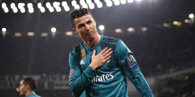 """Cristiano Ronaldo quitte le Real Madrid: """"C'est le moment d'entamer une nouvelle étape de ma vie"""" - La Libre"""
