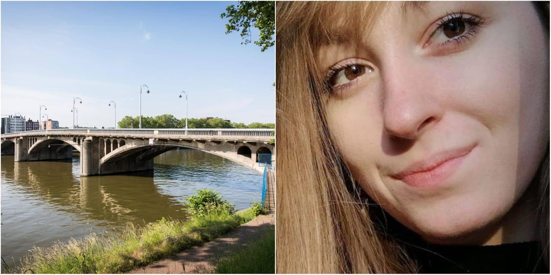 Corps repêché dans la Meuse à Liège: il s'agit de Marion Haan, la jeune fille disparue depuis mardi