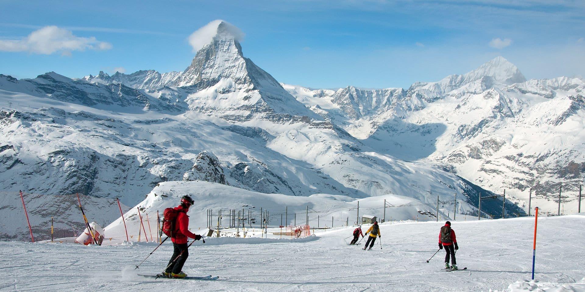 La Suisse ouvrira ses stations de ski à Noël