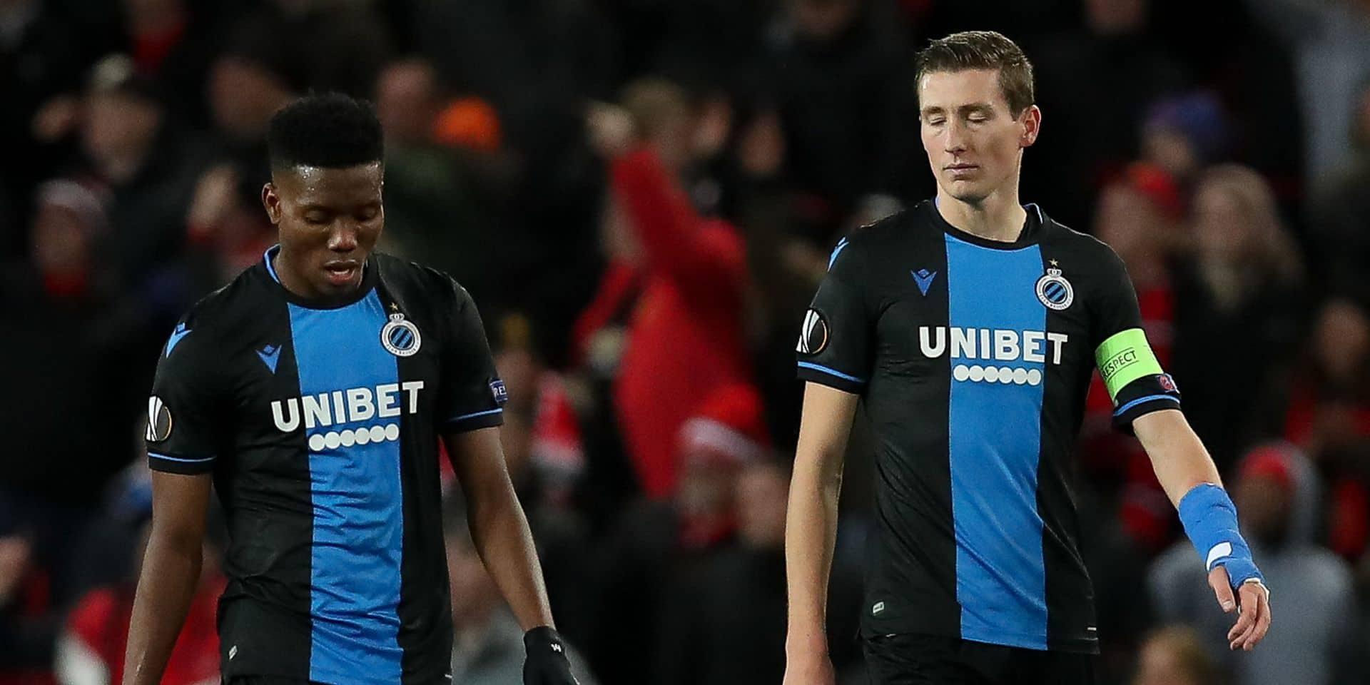 Le Club Bruges s'impose à Genk et relance la course au top-6